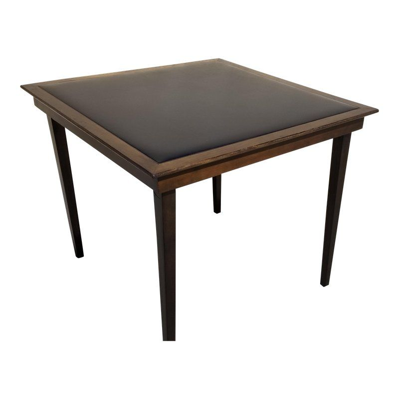 Foldable Kaare Klint Gaming Table From A Unique Collection Of
