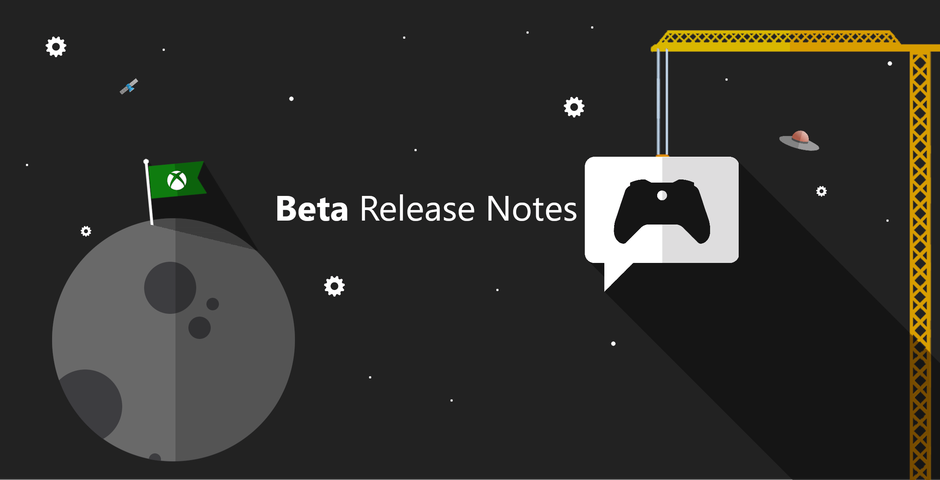 Xbox Insider Release Notes Beta Ring (2002.2002052000