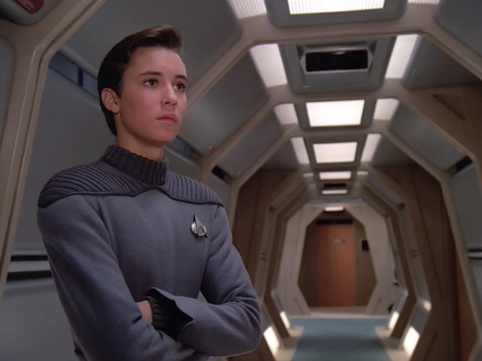 Star Trek The Next Generation (19871994) Wil wheaton
