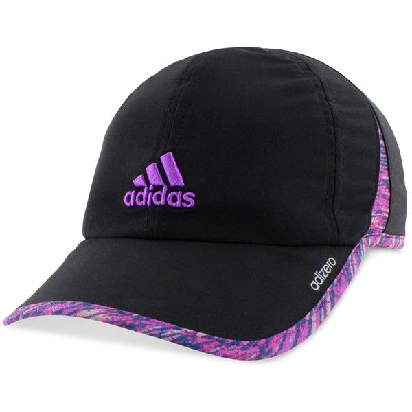 3db031fe165 adidas Adizero Ii Cap ( 19) ❤ liked on Polyvore featuring accessories