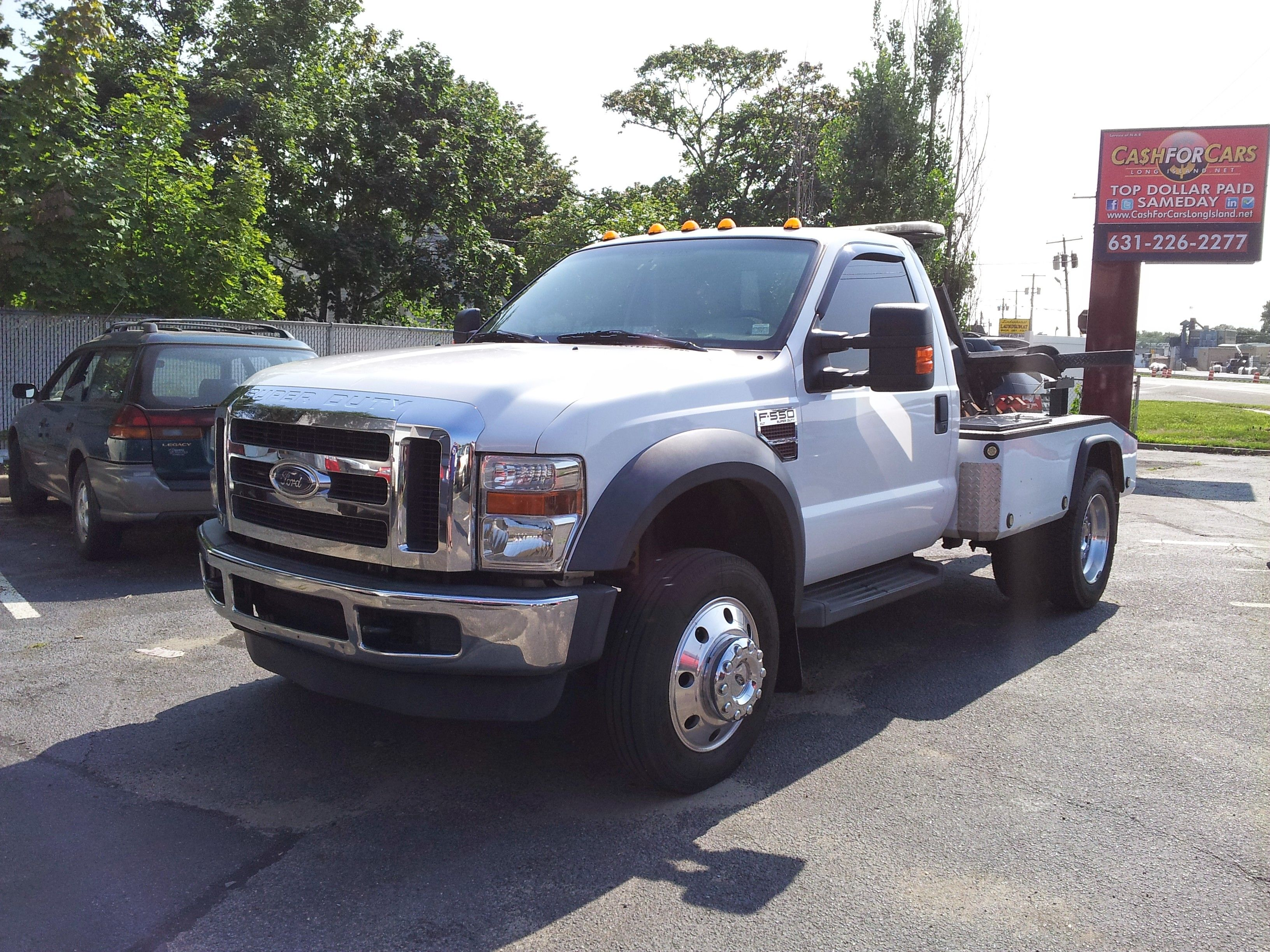 2008 ford f550 wrecker tow truck for sale tow truck long island 631 661 6432