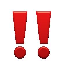 Emoji Ios7 Big Images Pictures Iphone Emoji Exclamation Mark Icon Emoji