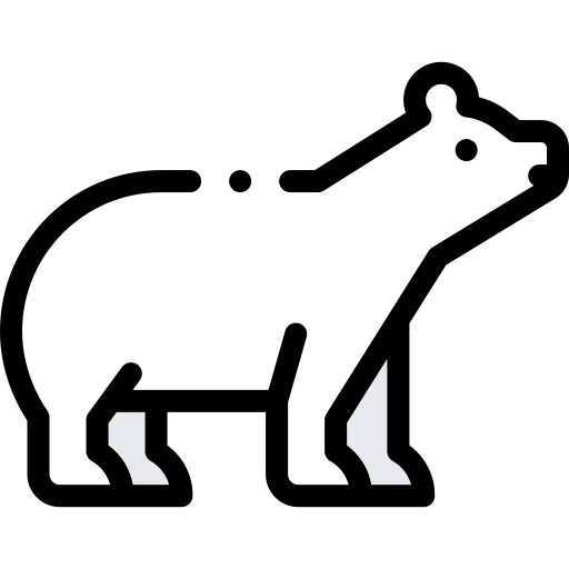 Polar Bear Free Vector Icons Designed By Freepik Vector Free Vector Icon Design Free Icons