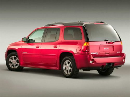 Gmc Envoy Xl Denali Gmc Envoy Gmc Gmc Vehicles
