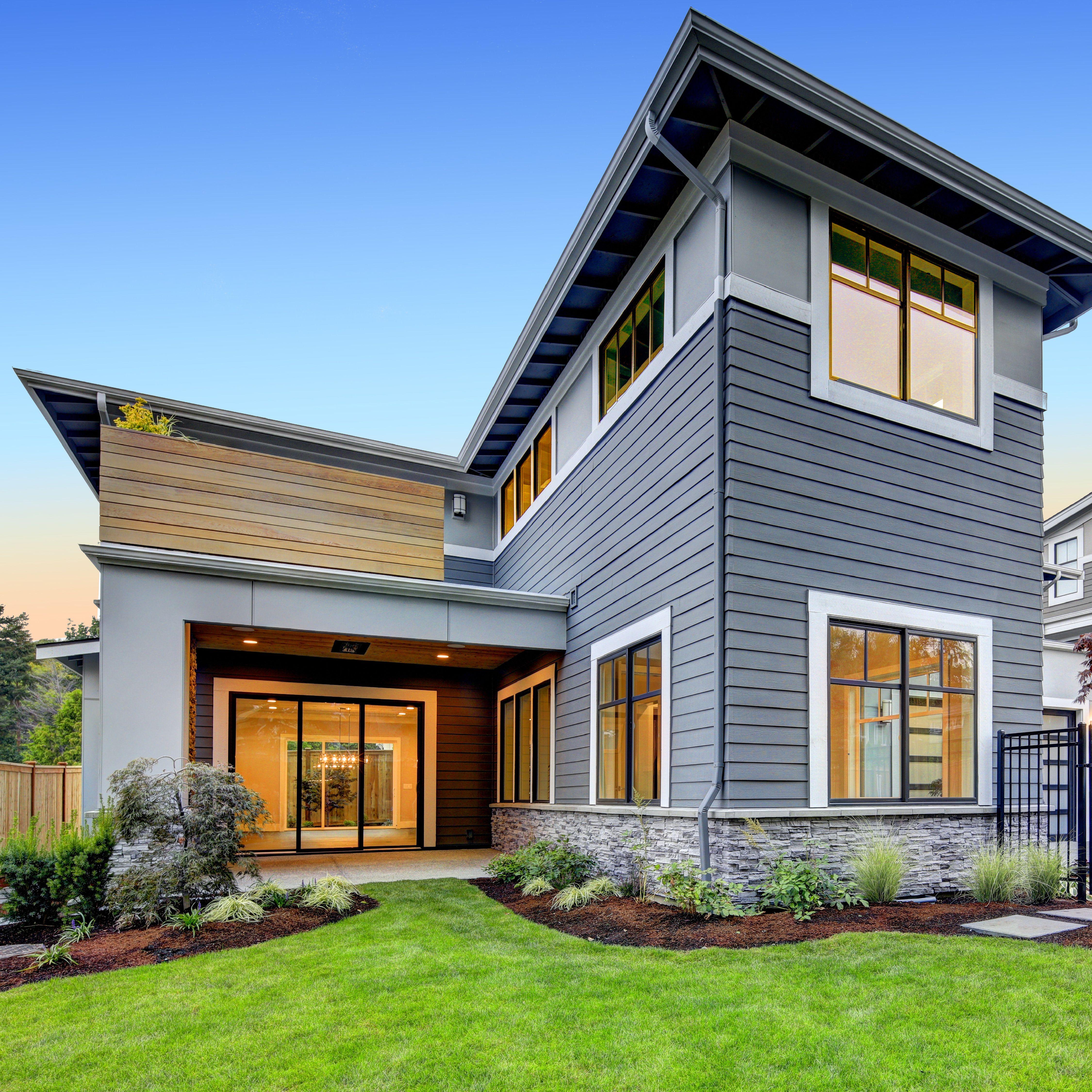 Craftsman Home Craftsman House Cedar Siding Siding