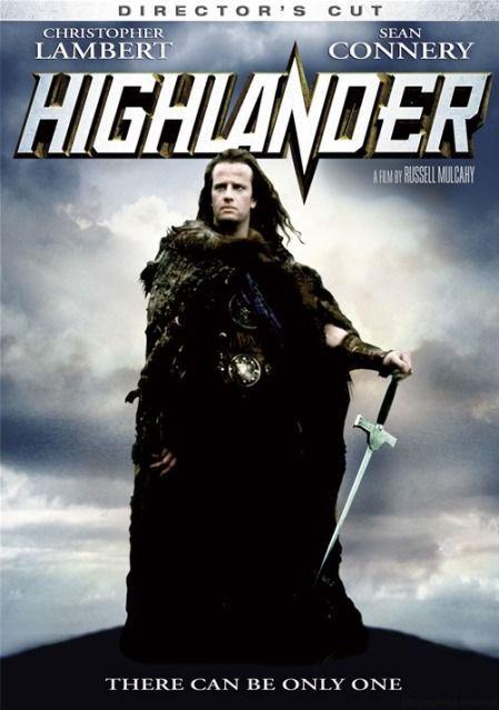 Resultado de imagem para highlander 1986