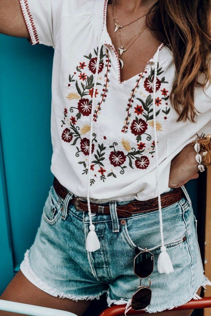 Photo of Modern Boho Top