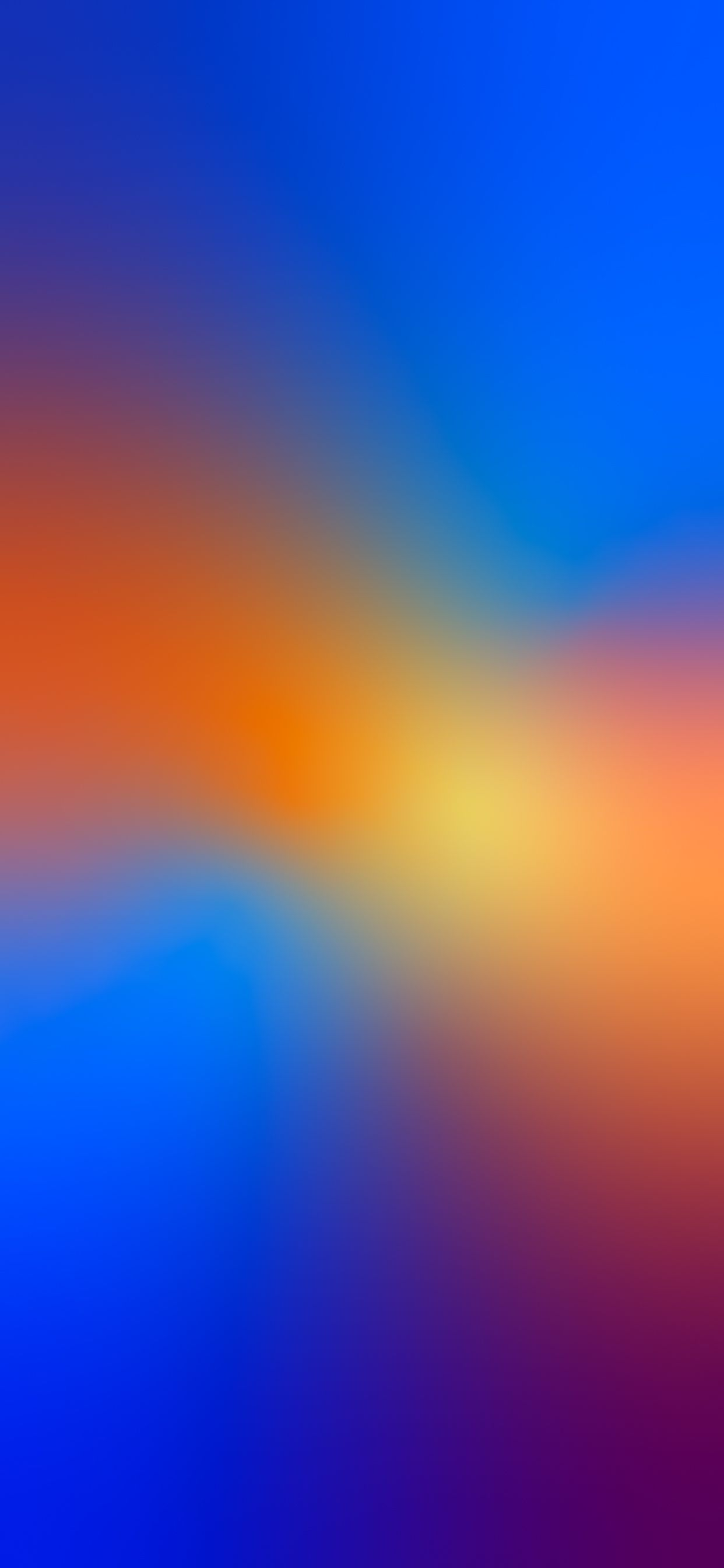 Blue To Orange Gradient For Iphone By Hk3ton On Twitter Oneplus Wallpapers Blue Wallpaper Iphone Apple Iphone Wallpaper Hd