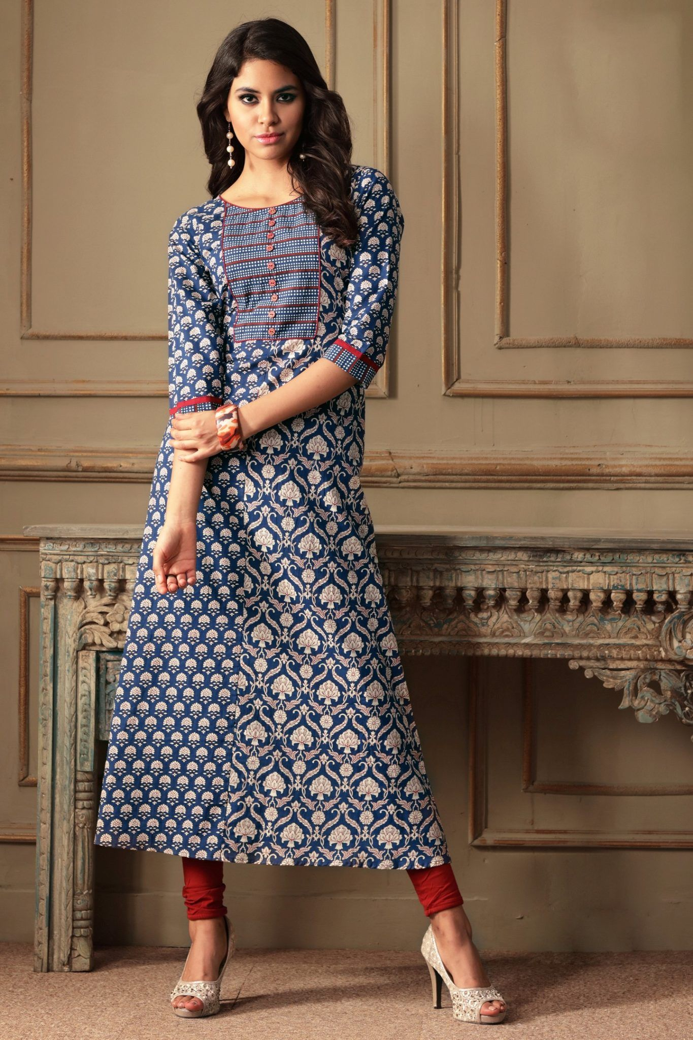 a4c5c2df085 Shop Online Latest Designs Party Wear Kurtis With Exciting Offers. Image  result for images of latest designer pakistani kurtis