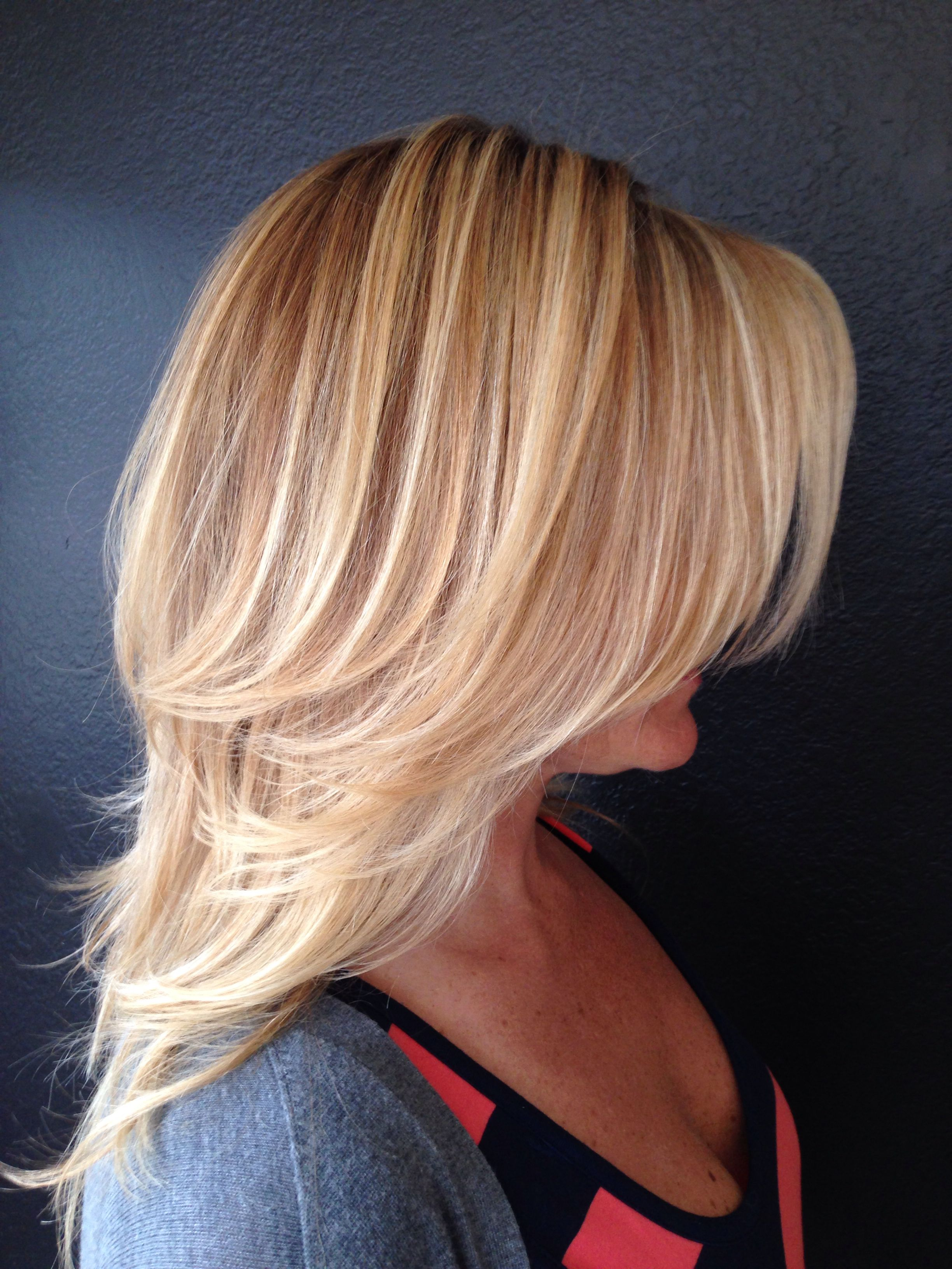 Dimensional Blonde By Me Warm Base And Honey Blonde Workshop