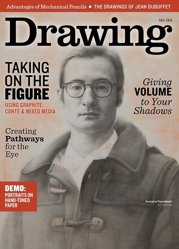 Adjusting shadow values tools for graphite and more four tips from drawing magazine fall 2016