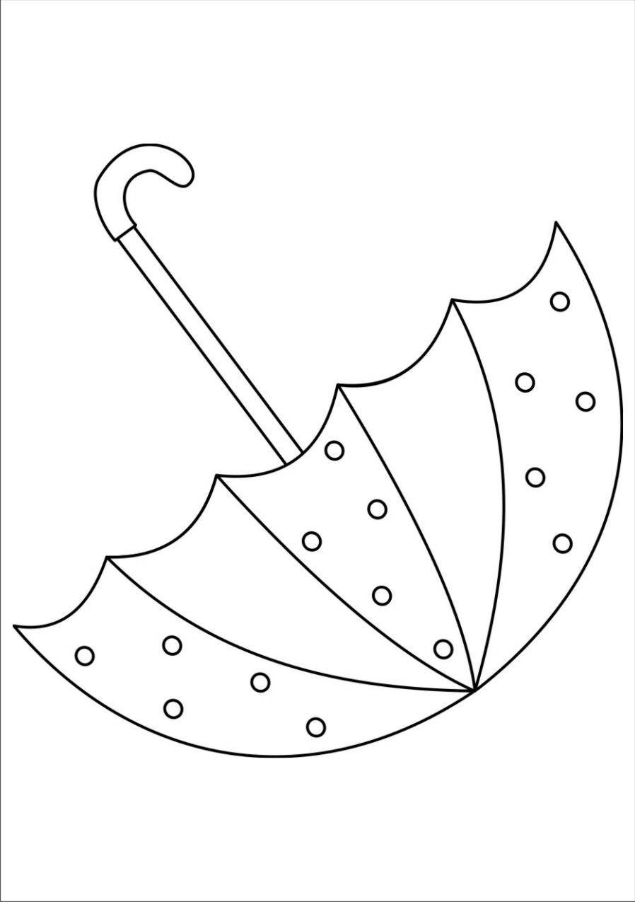 Destnik Manualidades De Otono Para Ninos Decoraciones De Paraguas Dibujos Para Bordar Mexicano