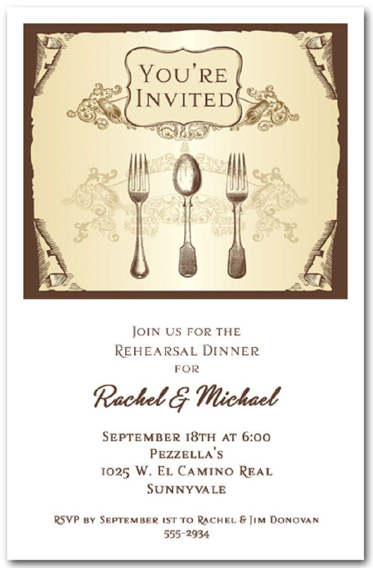 Sample Dinner Party Invitations Karis Sticken Co