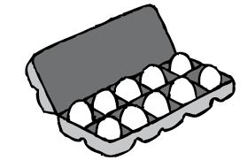 afbeeldingsresultaat voor eierdoos rekenen gecijferdheid