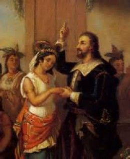Pocahontas Powhatan Princess The Fascinating Story Of An