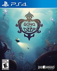 Song Of The Deep Ps4 Games For Kids Ps4 Games Ps4 Games For Girls