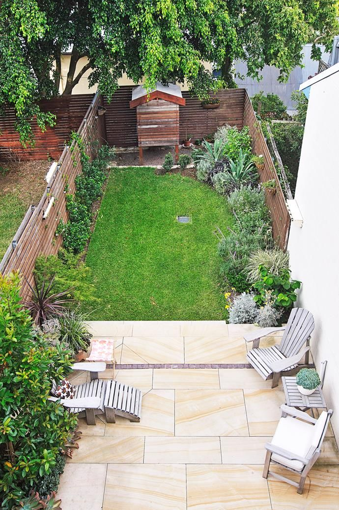 How to create a minimal and contemporary garden | Narrow ...