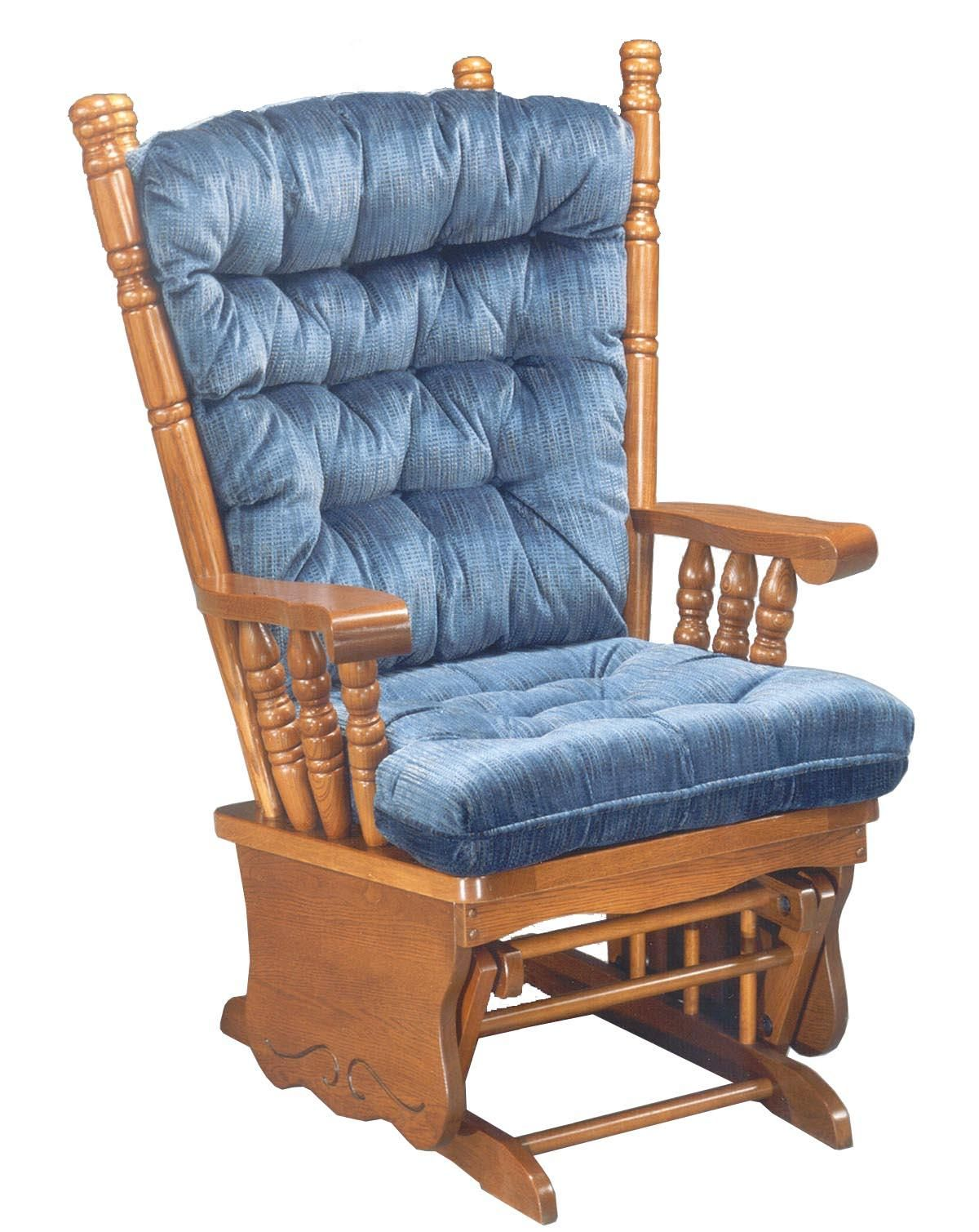 Glide Rocker And Ottomans Giselle Glider By Best Home