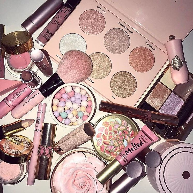 pinterest ♡ ᒪOVEANDLOUBS ♡•• Cute makeup, Makeup
