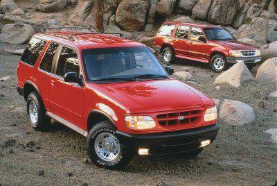 1990 1999 Ford Trucks Ford Explorer Ford Ford Explorer Sport