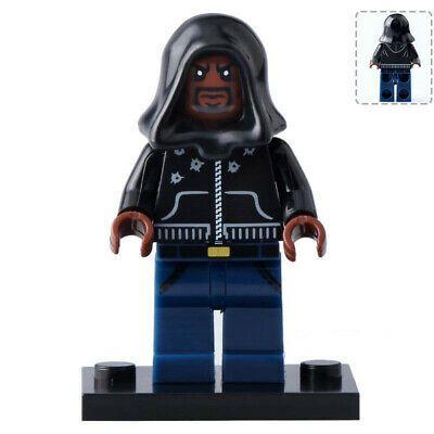 Marvel Universe Lego Moc Minifigure Toys Gift Luke Cage
