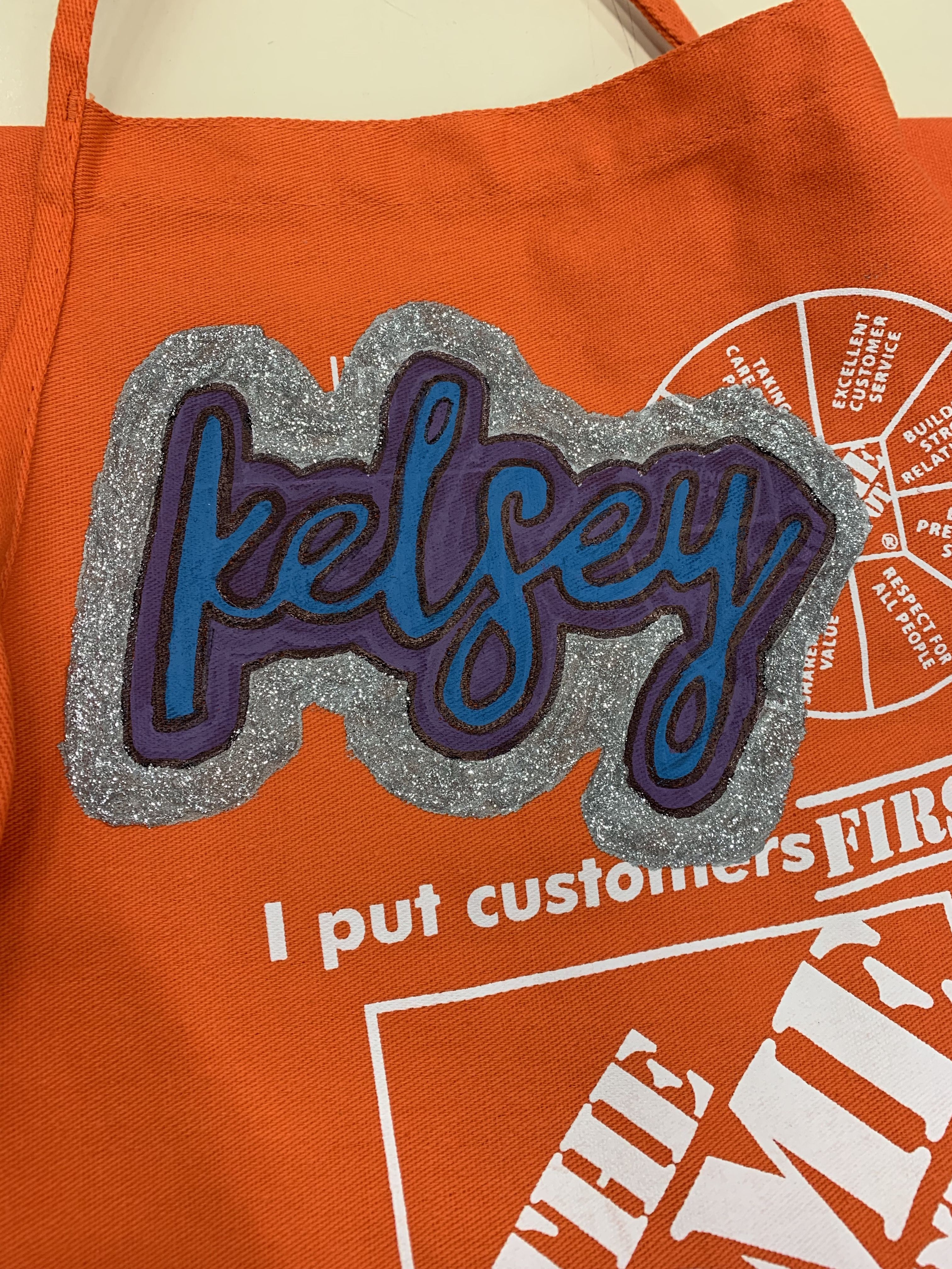 home depot apron Home depot apron, Home depot, Home diy