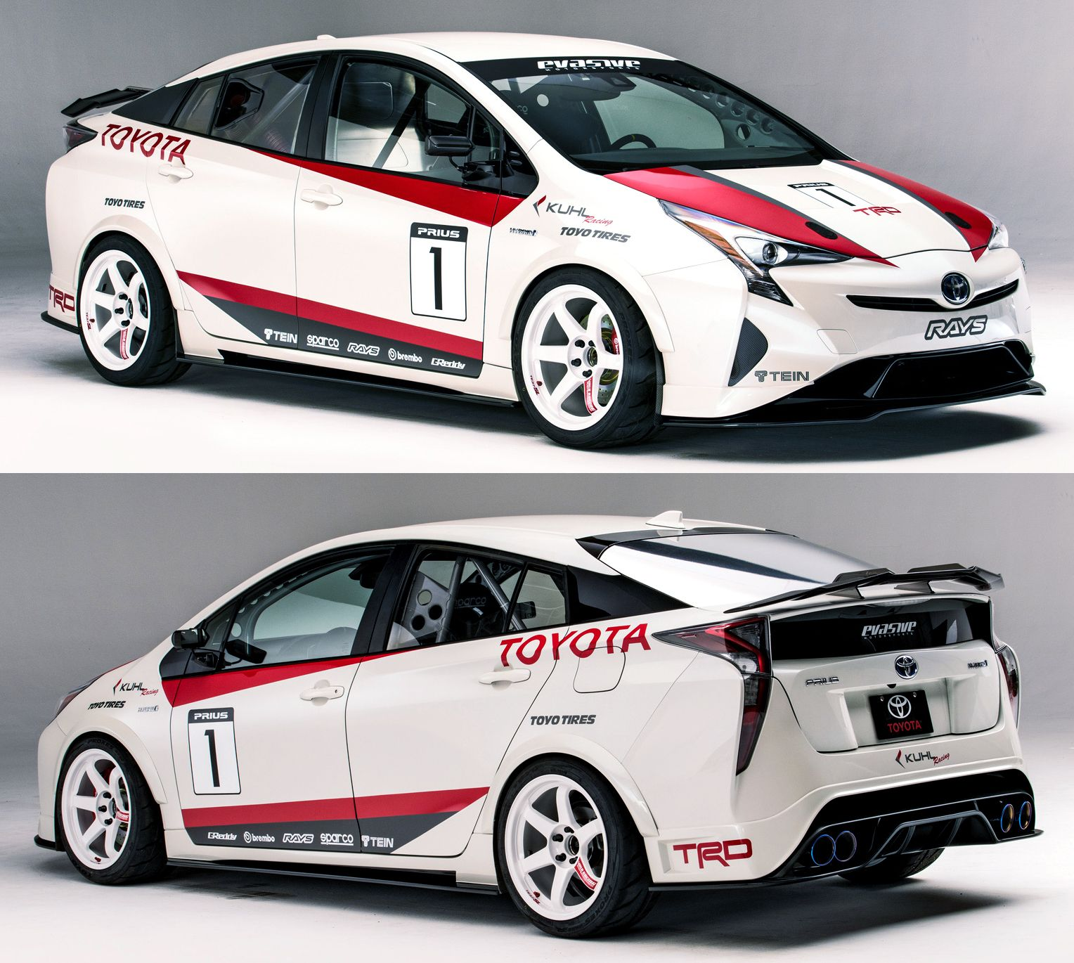 Toyota Prius G Racing Livery We Collect And Generate Ideas Ufx