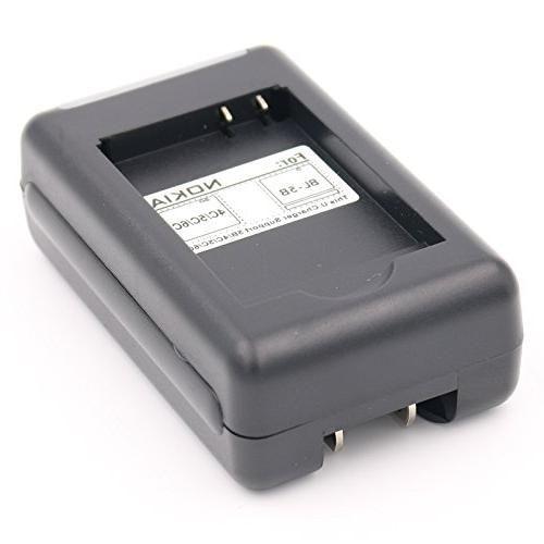 8d043a1ddb41 BL-5B BL5B Battery Charger for VIVITAR ViviCam 8027 8225 T328 3220  DVR-805HD DVR-850W