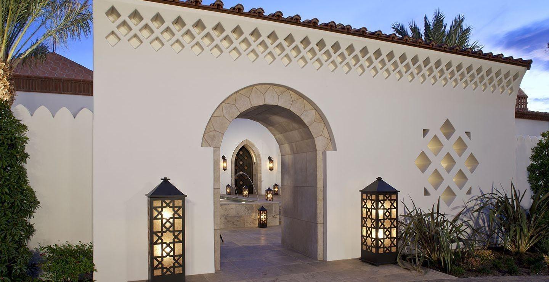 Moorish Moorish architecture, Moorish design, Villa design
