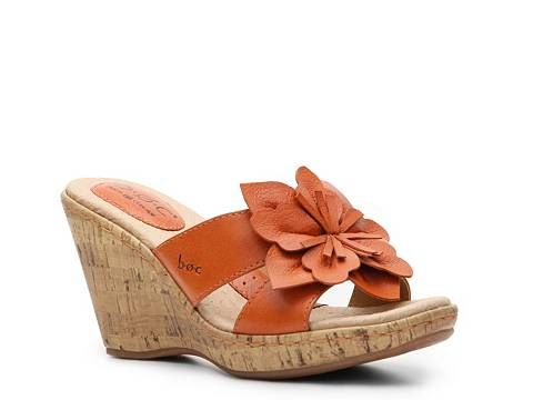 9546682dd627 b.o.c Women s Fortune Wedge Sandal