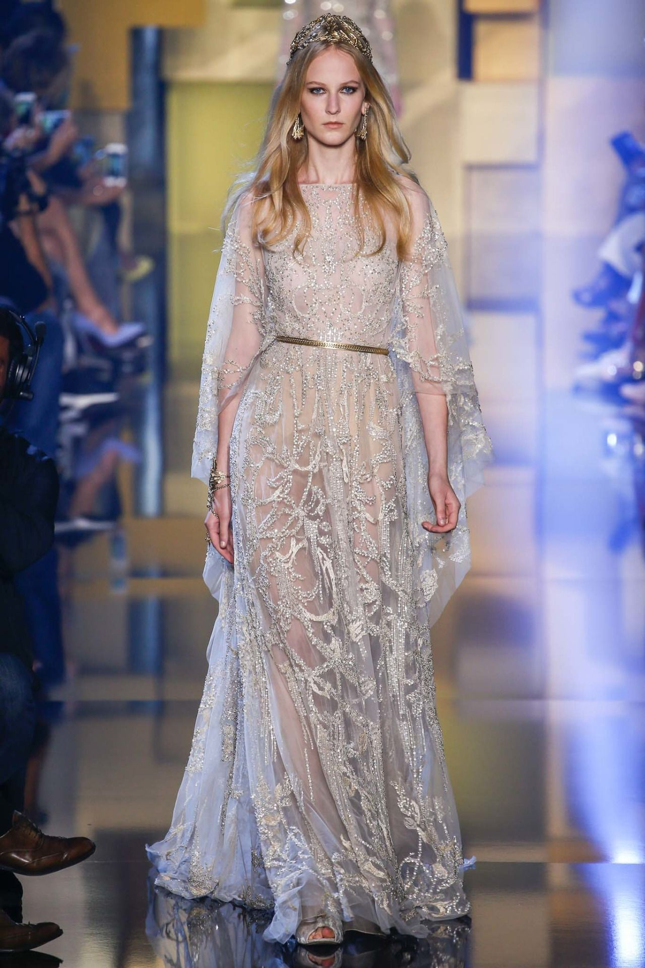 Red Carpet Wishlist: Elie Saab Couture Fall 2015