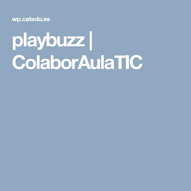 Playbuzz for Android - APK Download