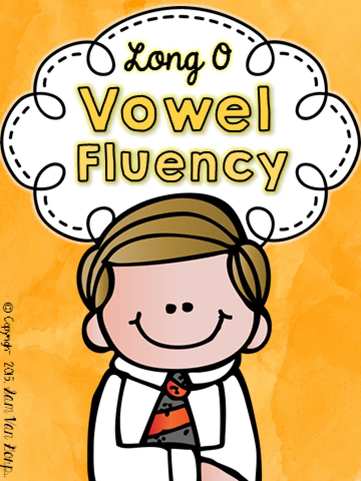 Vowel Fluency Long O Cvce Words