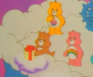 Images and videos of care bears