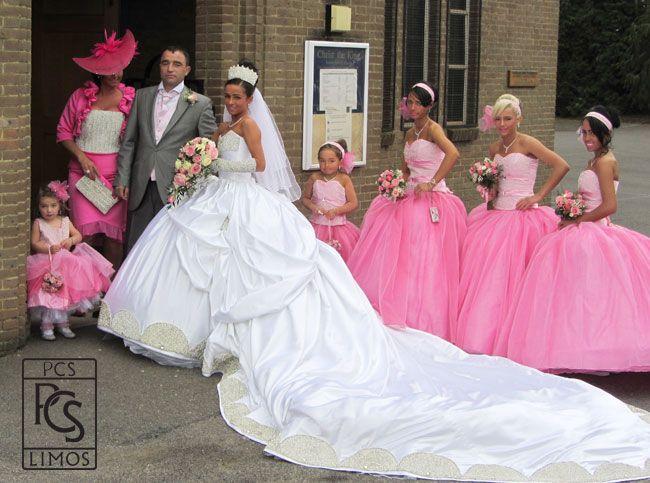 Gypsy Wedding Car Hire Service