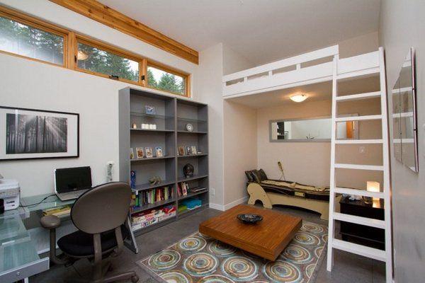 Bunk Bed Ideas Small Room Furniture Smalle E Design