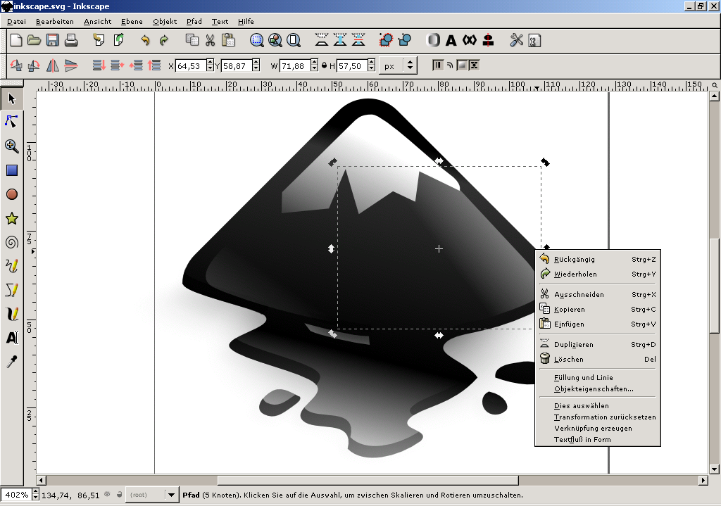 Check out Inkscape! A great #FREE tool for designers!