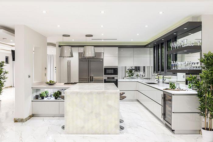 Innovative Kitchen Design Fair An Innovative And Highimpact Kitchen Design  Kitchens Kitchen Design Ideas