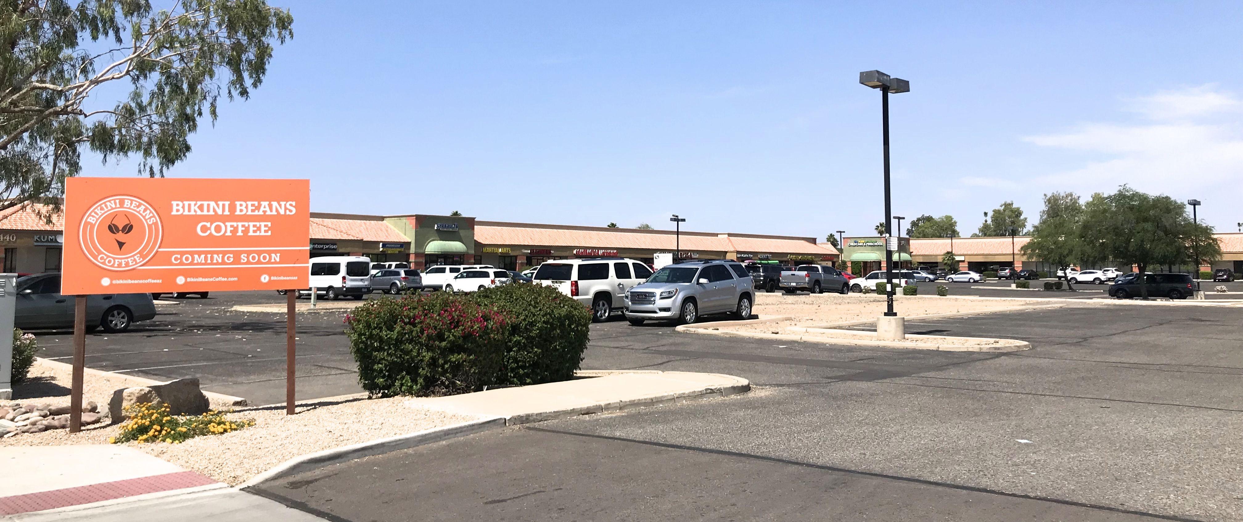 Vestis Group Negotiates Retail Pad Sale For Bikini Beans Coffee In Peoria Arizona Bikini Bean Real Estate Lease Commercial Real Estate Broker