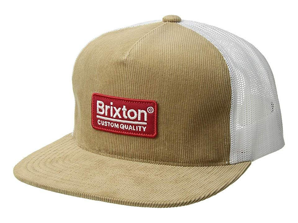 8c30a578 Brixton Palmer Mesh Cap (Khaki) Caps. For those chilled out moments reach  for