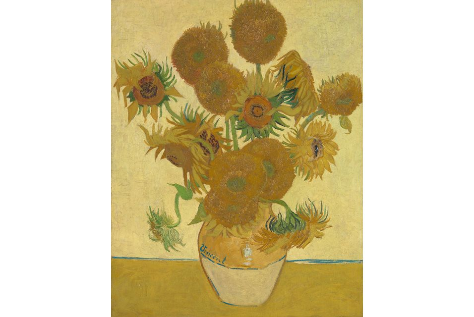 National Gallery in London to reunite Van Gogh's Sunflowers for the first time in 65 years