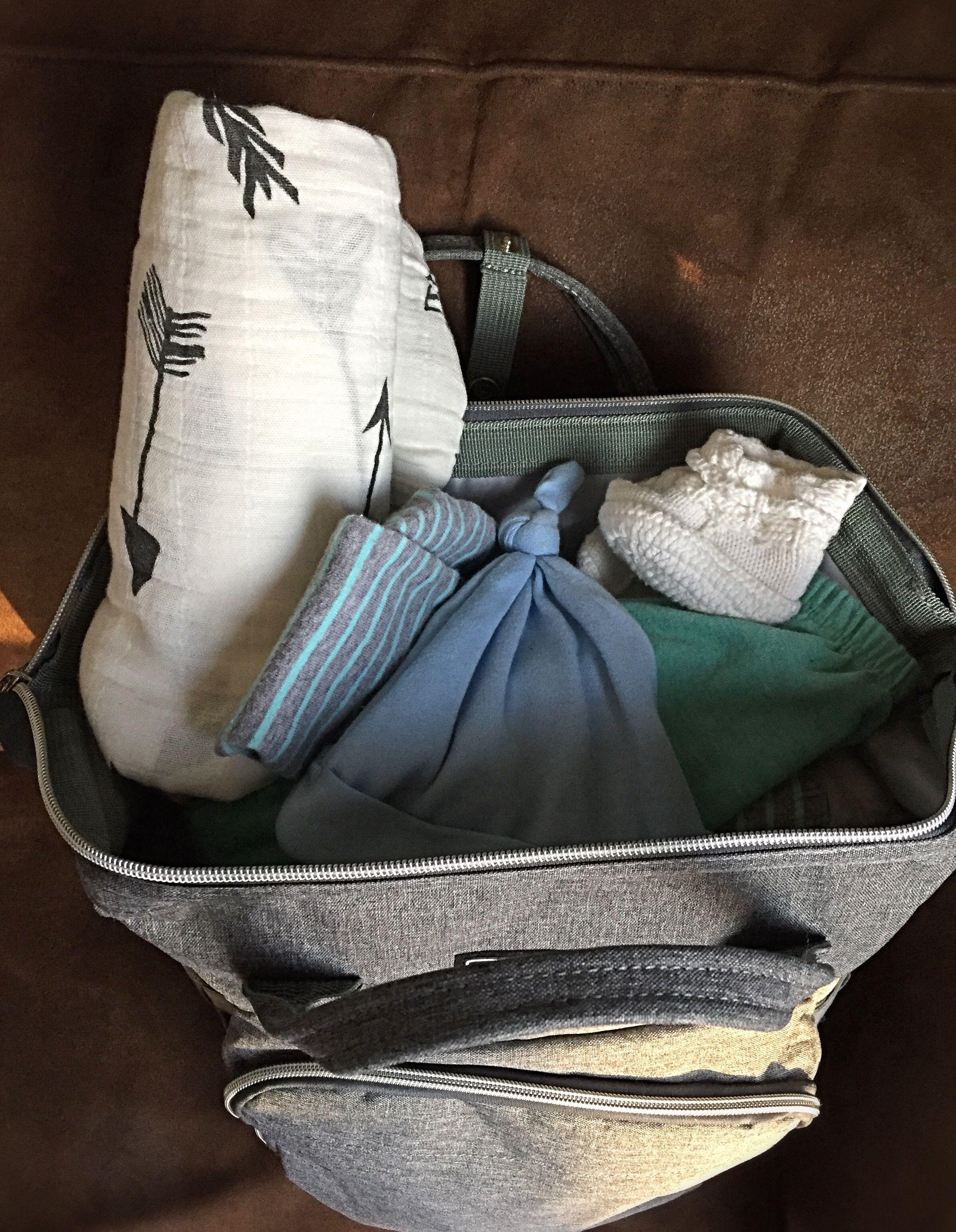 Hospital Bags Packed Bags Hospital Bag Bagpack