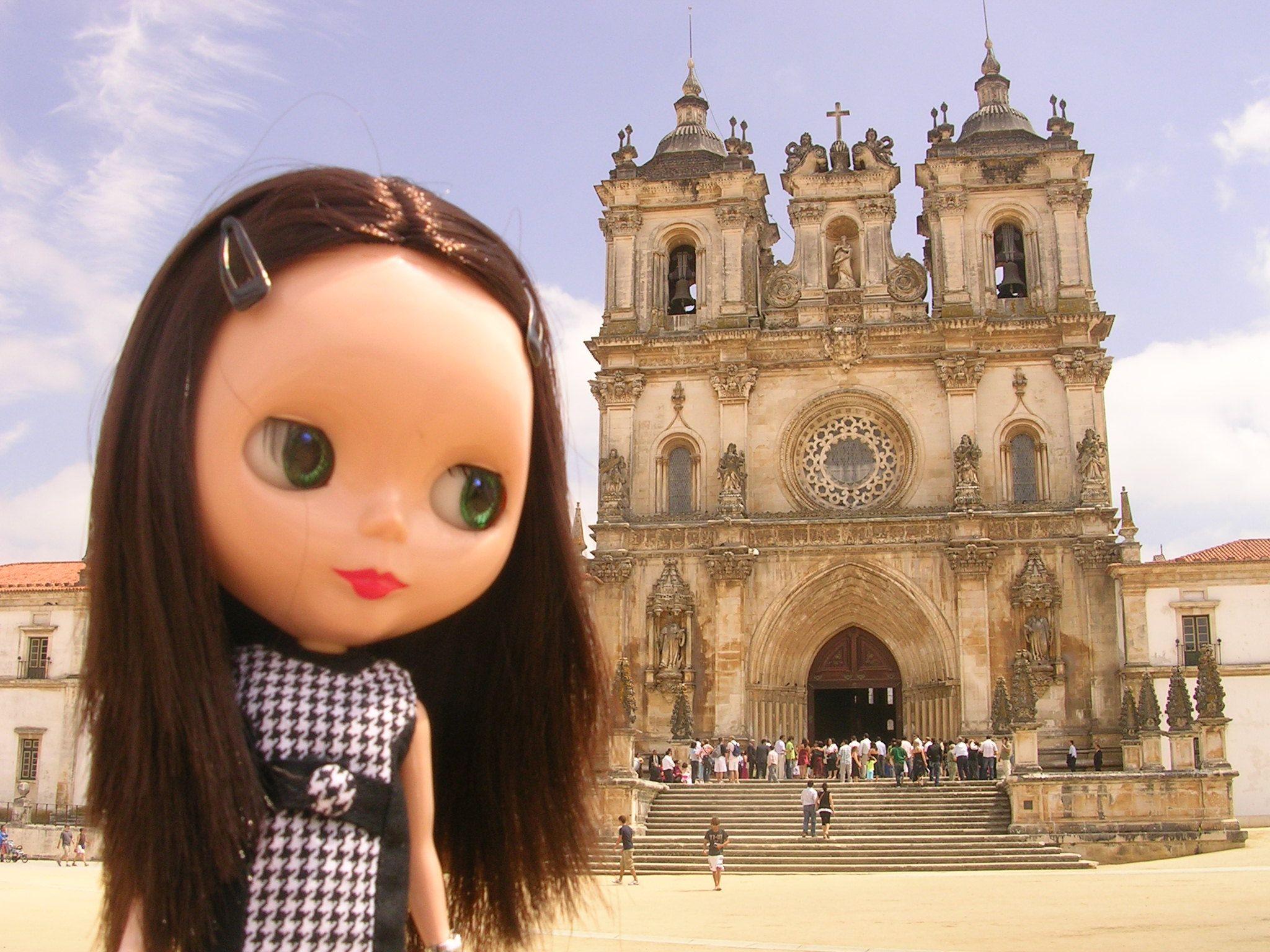 Mosteiro de Alcobaça (Portugal) - August 2007