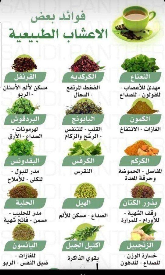 Hdhd717معلومات معلومات طبية اليك عزيزي القارئ فوائد الأعشاب التى ستساعدك ع Health Fitness Food Health Facts Food Health Facts Fitness