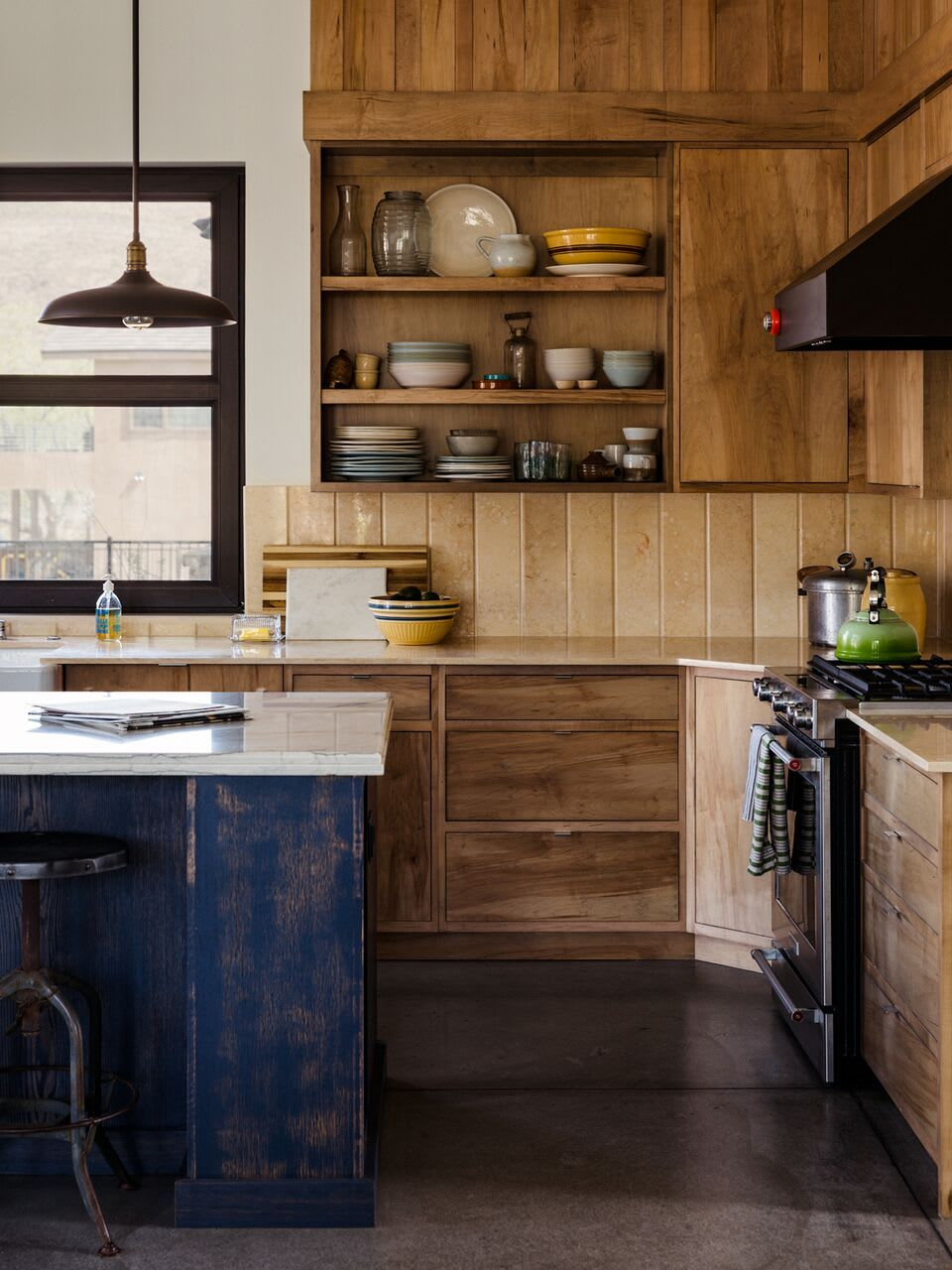Different Kitchen Styles And Designs By Personality Type Rustic