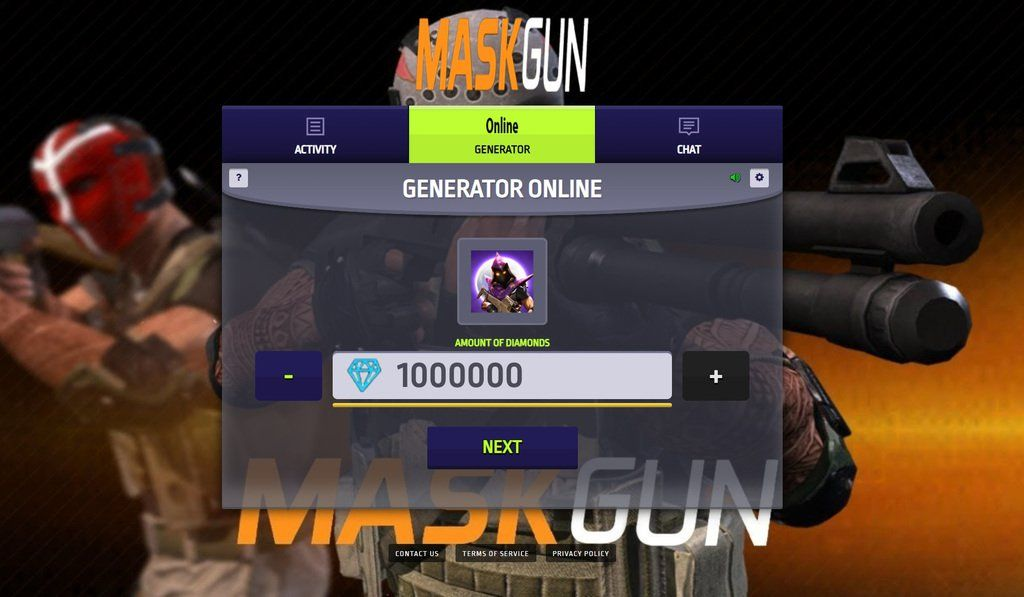 MaskGun Hack Diamonds and Gold Cheats 2020 (With images