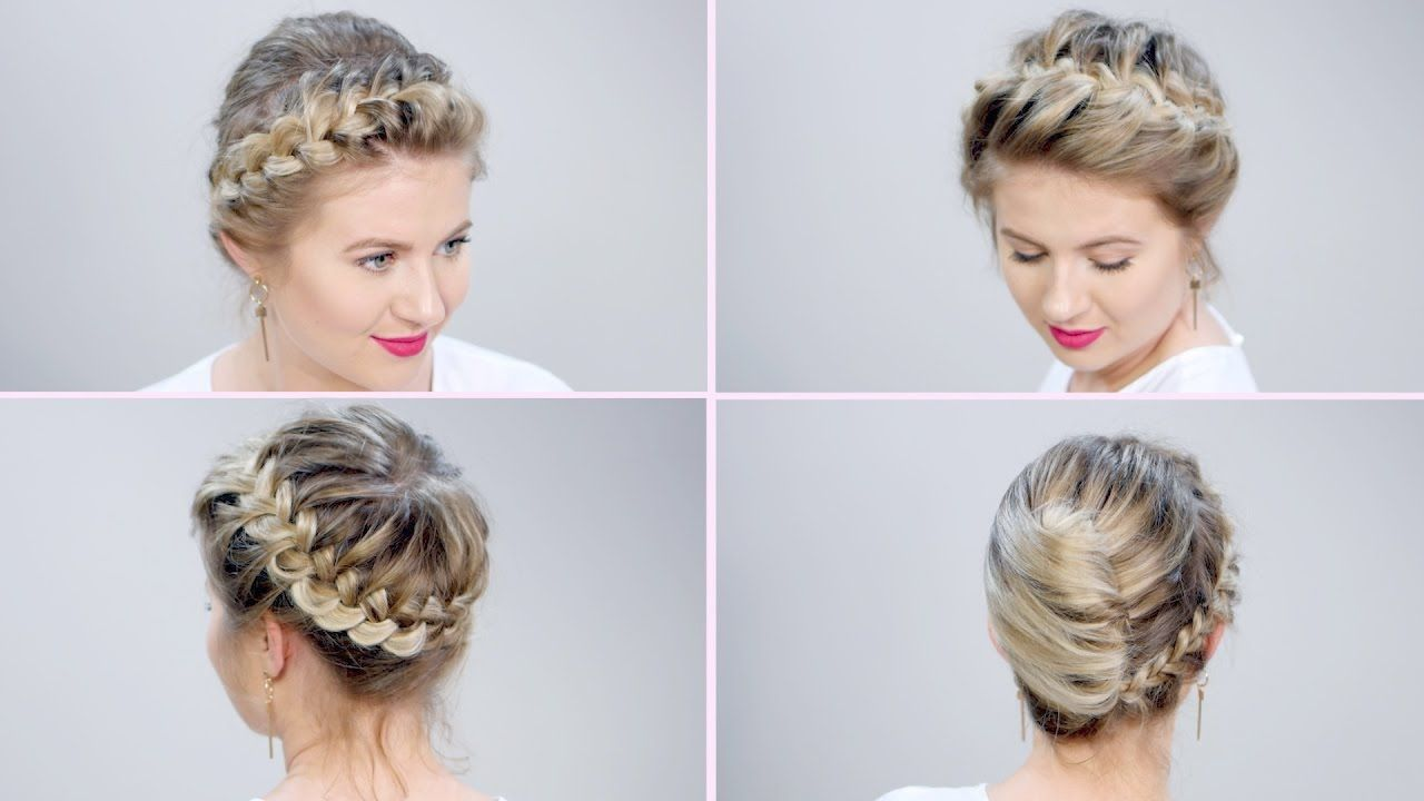 Quick And Easy Braided Hairstyles Braided Hairstyles Easy Braided Hairstyles Easy Braids