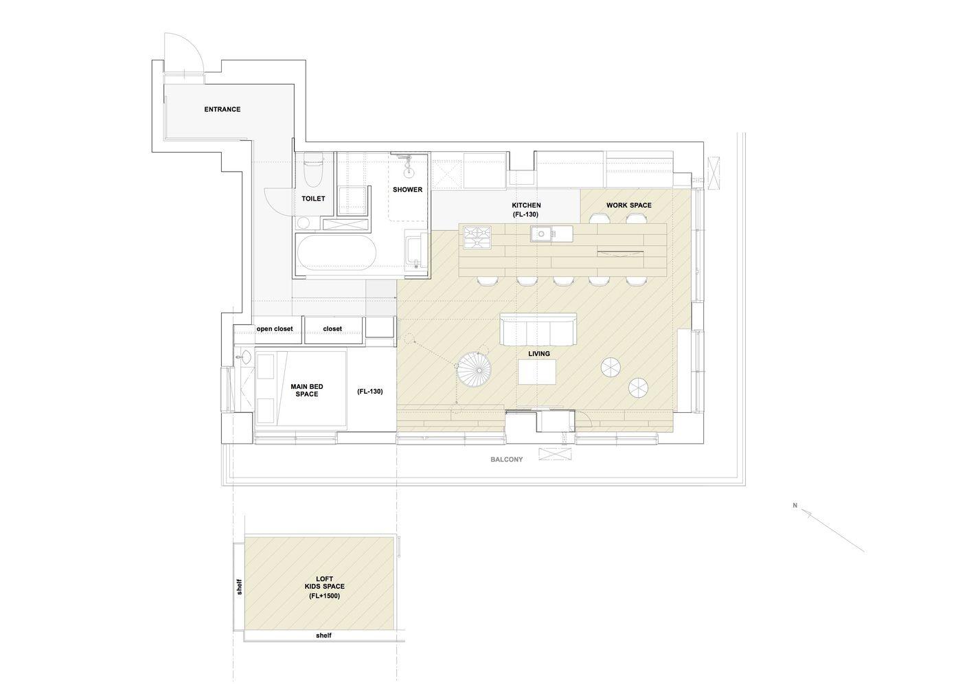 Gallery Of Tenhachi House 8 Tenhachi Architect Interior Design 16 Interior Design Tokyo Interior Architecture Design Interior