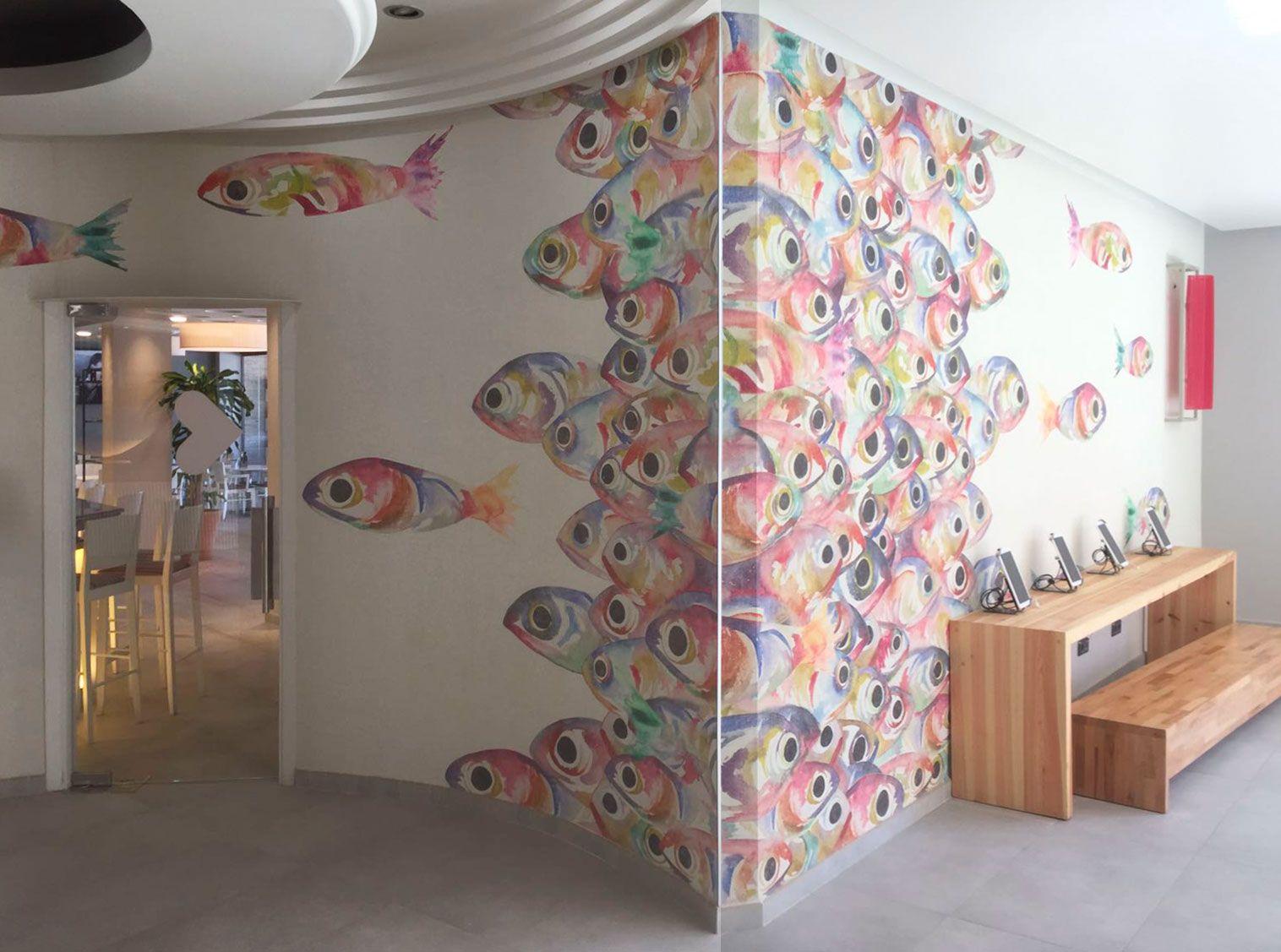 Carta da parati rivestimenti e decorazioni per pareti
