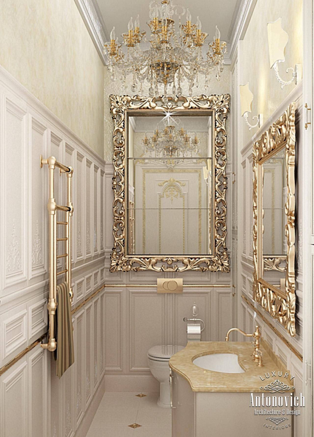Villa Interior Design in Dubai, Luxury Residential Villas, Photo ...
